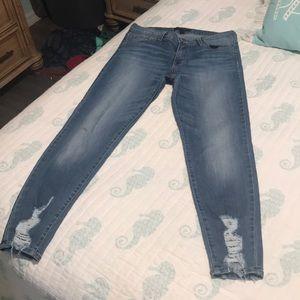 Flying Monkey Stretch Higher Waist Jeans 30 8